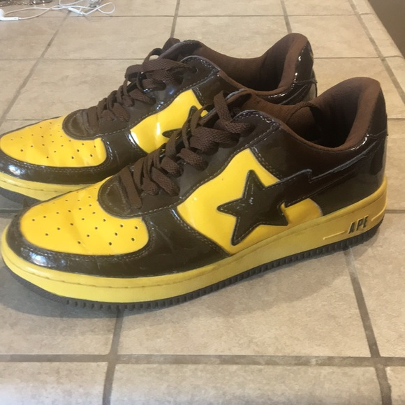 Bape Other - BAPE SHOES 1aae29251